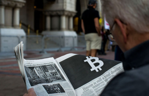 Most media who write about bitcoin are misleading