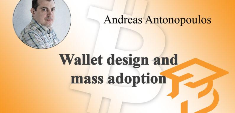 Wallet design and mass adoption