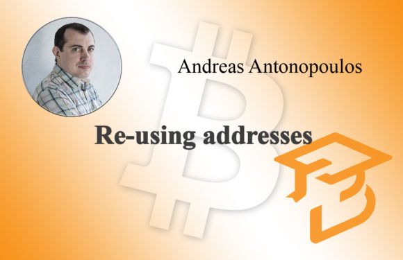 Re-using address