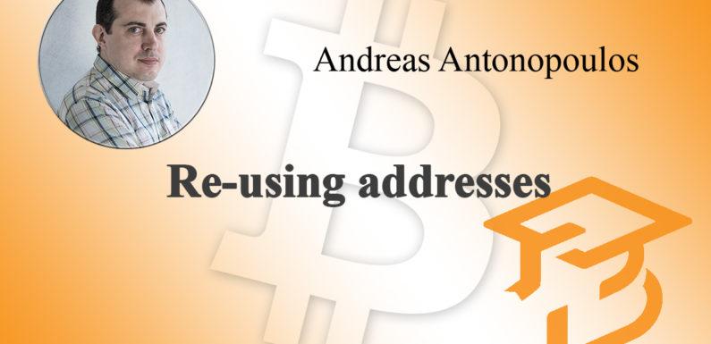 Біткоїн адреси і конфіденційність