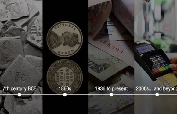 The history of money in 10 minutes in 3 videos