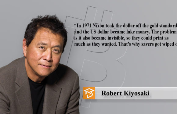 Robert Kiyosaki: The global financial crisis is underway