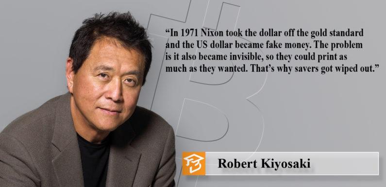 Роберт Кийосаки: Грядет мировой финансовый кризис