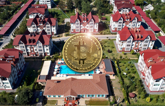 Zaporozhye – apartments will buy for bitcoin