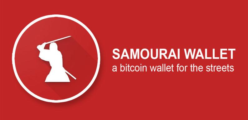 Біткоїн гаманець Samourai Wallet оновлено