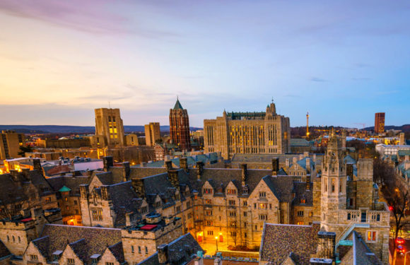 Yale University is investing in a crypt-foreign exchange fund of about $ 400 million