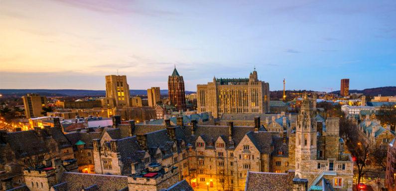 Йельский университет инвестирует в криптовалютний фонд около 400000000 долларов США