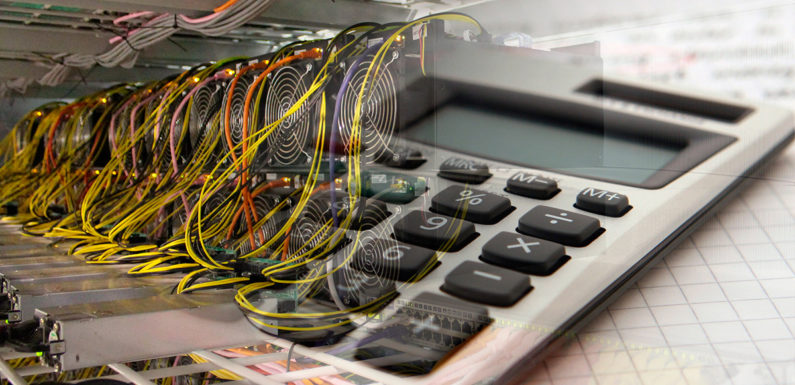 Cost of bitcoin is a calculator