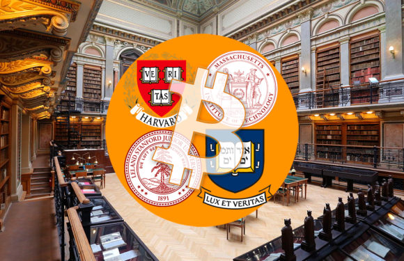 Harvard, Stanford, MIT invest in Bitcoin